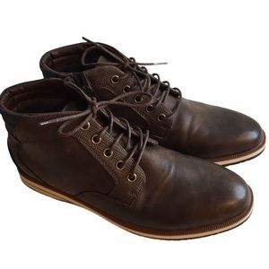 B-52 by Bullboxer Side Zip Tie Boot Size:6